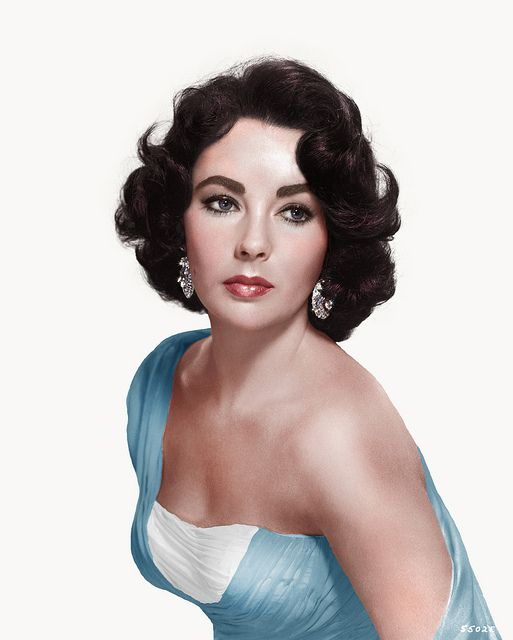 """༻❁༺ ❤️ ༻❁༺ Elizabeth Rosemond """"Liz"""" Taylor, DBE (February 27, 1932 – March 23, 2011) was a British-American actress. From her early years as a child star with MGM, she became one of the great screen actresses of Hollywood's Golden Age. As one of the world's most famous film stars, Taylor was recognized for her acting ability and for her glamorous lifestyle, beauty, and distinctive dark blue eyes, which famously appeared to be violet. ༻❁༺ ❤️ ༻❁༺"""