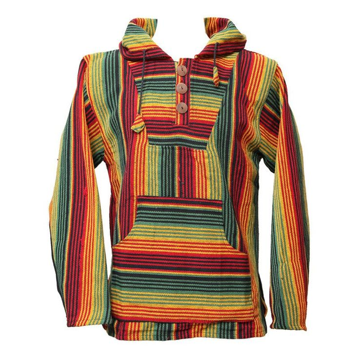 Men's Mexican Jergas Style Baja | The Hippy Clothing Co.