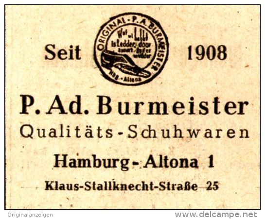 Burmeister Hamburg