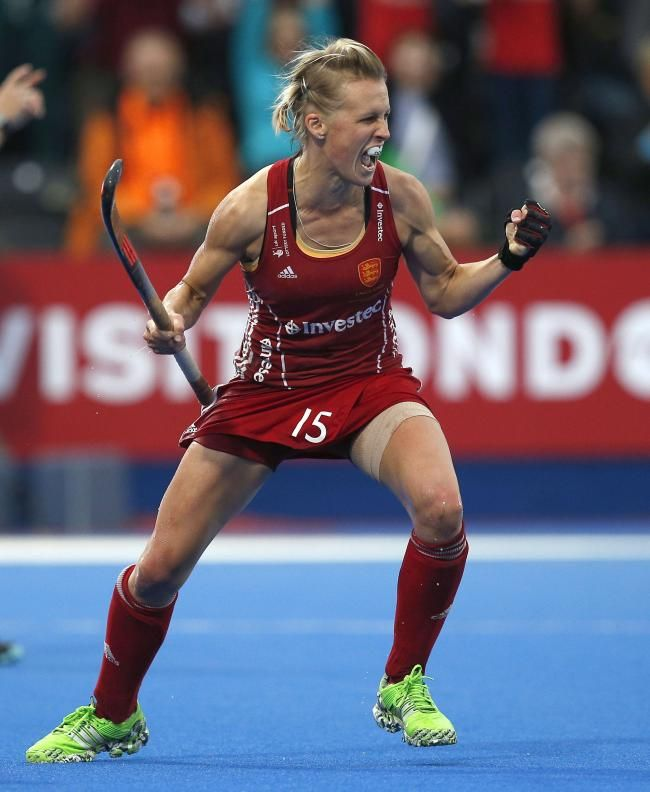 Alex Danson wins Olympic gold at Rio 2016 with Team GB women's hockey