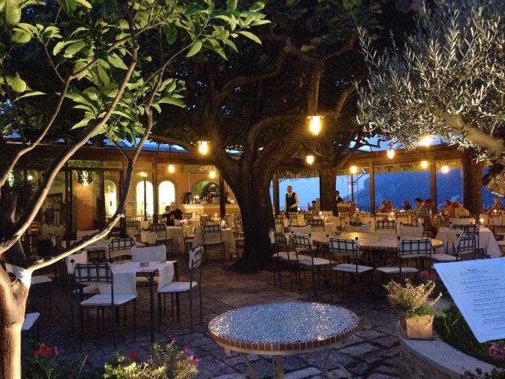 Wonderful menu and a memorable view review of villa for Amalfi coast cuisine
