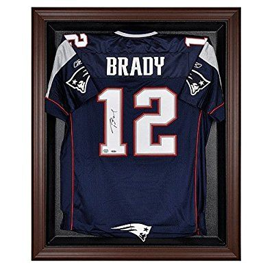 TOM BRADY Signed Authentic Autograph Reebok Home New England Patriots Jersey w/ TRISTAR Hologram & COA + Caseworks #alltimegreat