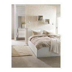 MALM Sängstomme, hög, med 4 sänglådor, vit - - - 180x200 cm - 2995 :-