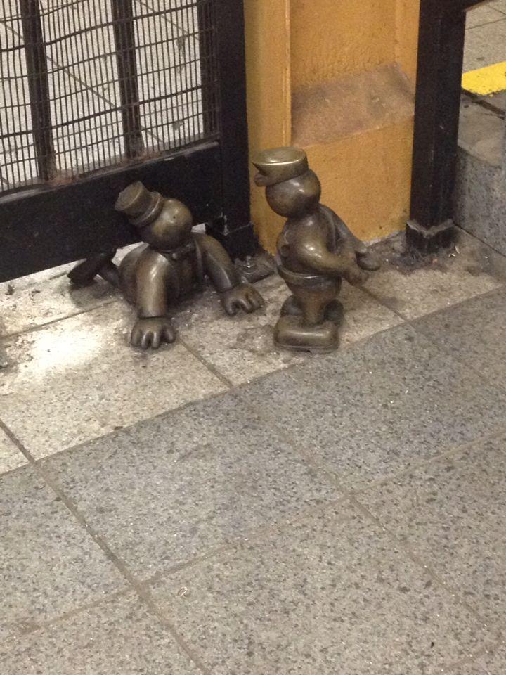 N Y Subway