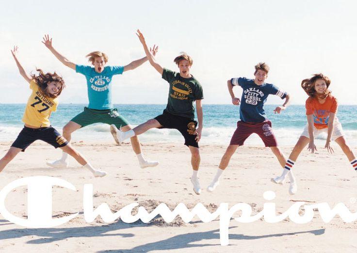 CHAMPION 2012 SPRING & SUMMER | WORKS | デキスギ D.K.S.G. #champion #fashion #image #advertisement #direction #design #campaign #print #storepromotiontool #web #ivy #university #dekisugi #concept #copy