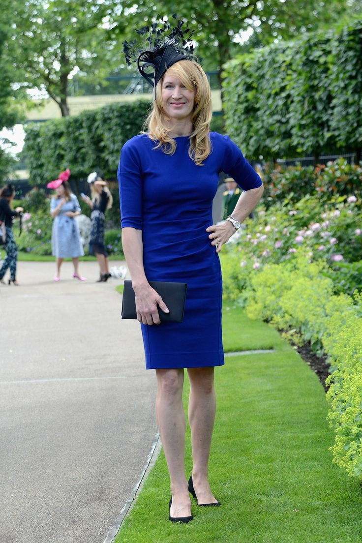 Steffi Graf At Ascot 2014 - Ascot 2015: The Hats, Outfits And Moments You'll Want To See