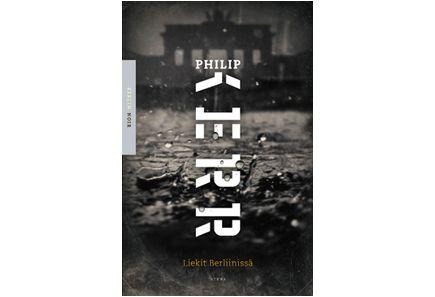 Liekit Berliinissä on Philip Kerrin erinomainen dekkari, joka poikkeaa valtavirrasta. Tapahtumat sijoittuvat vuoden -36 natsien varjostamaan Berliiniin, jossa kyynistynyt poliisi, Bernie Günther ratkoo murhaa.