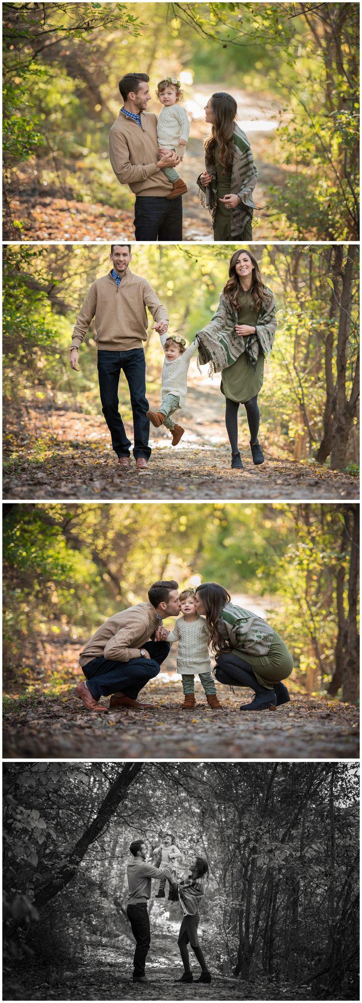 Fall family photoshoot   St Louis family photographer   Vanessa Smith Photography