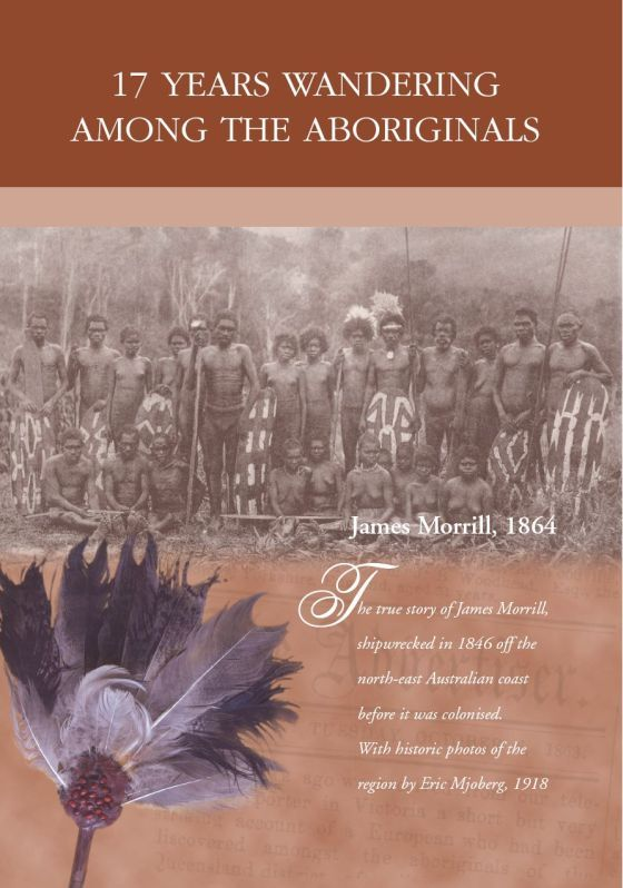 Cover image of 17 Years Wandering Among the Aboriginals by David M. Welch