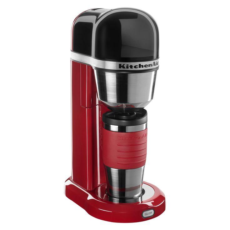 KitchenAid Personal Coffee Maker - KCM0402, Empire Red