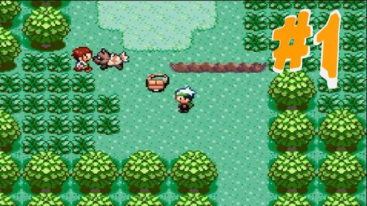 Pokémon Emerald Version | WALKTHROUGH #1