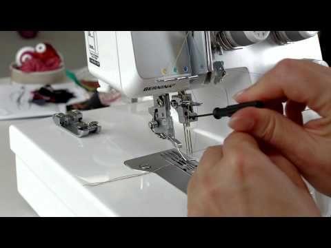 Taglia e cuci - Punto di copertura - YouTube