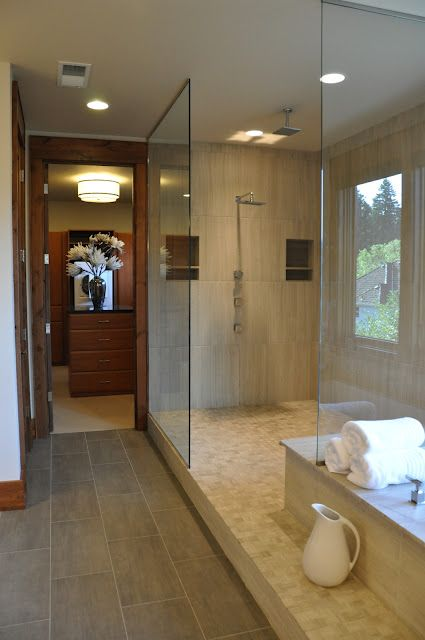 Isabella & Max Rooms: Let's Get Zen: Yet Another Tour from The Street of Dreams - Shower!!