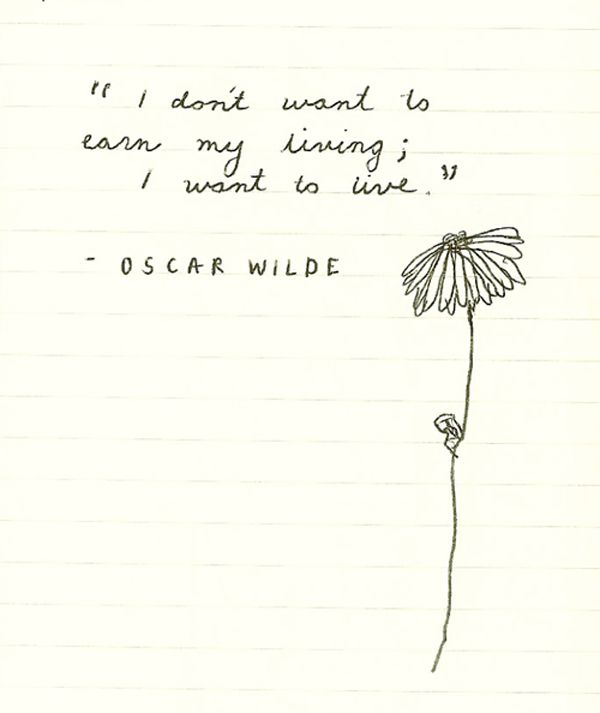oscar wilde #quote #truth +++For more quotes like this, visit http://www.quotesarelife.com/