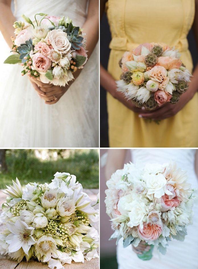 Blushing Bride Serruria