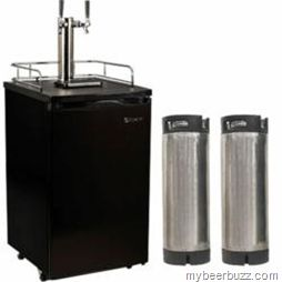 Kegerator Introduces The Latest Kegerator Designed for Home Brewers