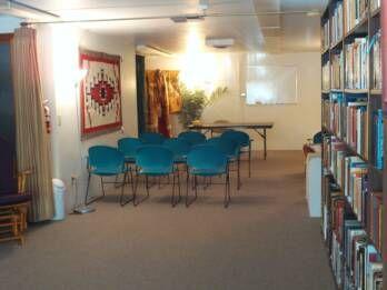 Inner Sanctum Presentation Room, Aquarius Books U0026 Gifts, Grants Pass, Oregon