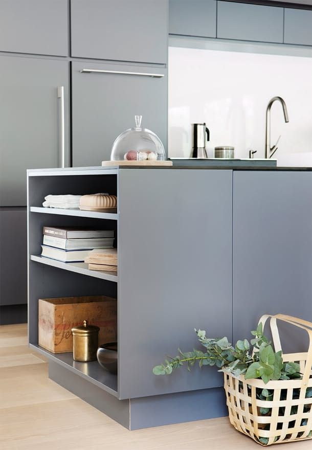 Et skræddersyet køkken i det nybyggede hus | Bobedre.dk