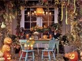 10 Cool Halloween Mantle Decorating Ideas   Shelterness