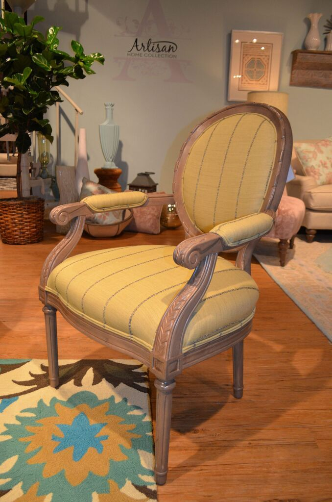 Accent Chair From The Artisan Home Collection By Craftmaster. Featured In  The Weather Oak Finish