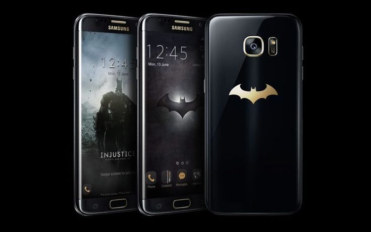 Samsung Galaxy S7 Edge Batman Injustice Edition coming soon-1