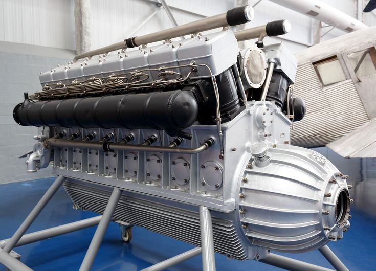 The DB 602 V-16 was a world-class diesel airship engine built by Daimler-Benz in the 1930s. Because of the ill-fated Hindenburg and the end of the airship era, the engine never left a direct mark o…