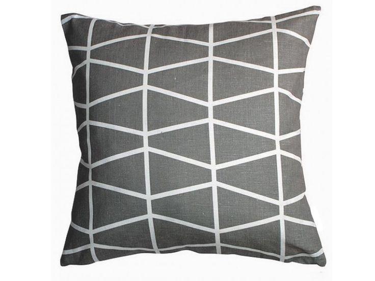 Geometric Pillow- Modern Geometric- Geometric Pillow- Geometric Cushion- Geometric Gray Pillow- Modern Cushion- Geometric Lines- Gray Pillow by OurGreenRoomDesign on Etsy https://www.etsy.com/listing/198820942/geometric-pillow-modern-geometric