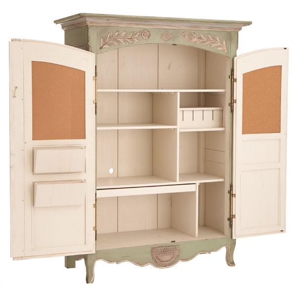 25 best armoires images on pinterest | computer desks, home
