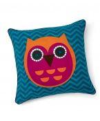 Poduszka Owl kol. Patternology