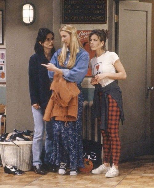 Monica Phoebe Rachel On The Big And Little Screen