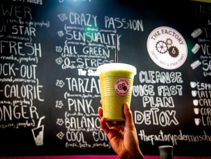 Los 7 mejores locales de jugos en Buenos Aires - Planeta JOY