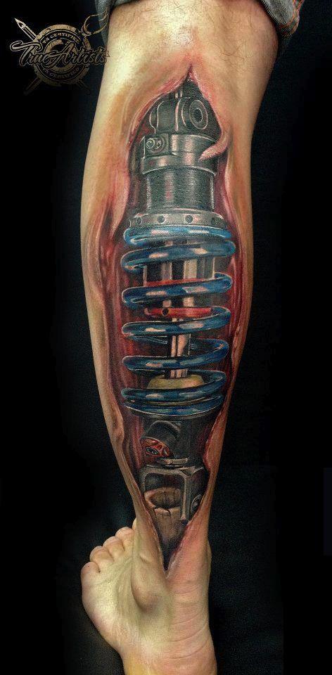 Hardcore tatoo