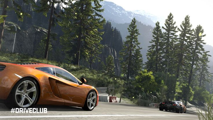 DRIVECLUB delayed on Playstation Plus (again) due to server issues #Driveclub #PS4 #Playstation #gaming #news #vgchest