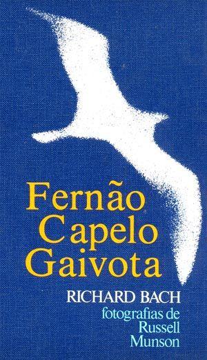 """Richard Bach (1936) """"Fernão Capelo Gaivota"""". Eu não sou espírita - embora me simpatize com essa religião -, mas esse livro teve muito impacto no meu modo de pensar, agir e sonhar... Singelo e eloquente."""
