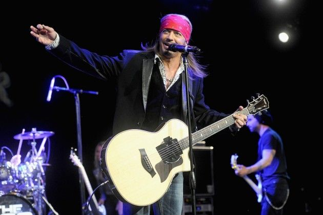 Bret Michaels Admitted to Six Hospitals During Tour, Undergoes Kidney Surgery by Graham 'Gruhamed' Hartmann November 11, 2014 10:15 AM   Read More: Bret Michaels Undergoes Kidney Surgery While on Tour | http://loudwire.com/bret-michaels-six-hospitals-tour-kidney-surgery/?trackback=tsmclip