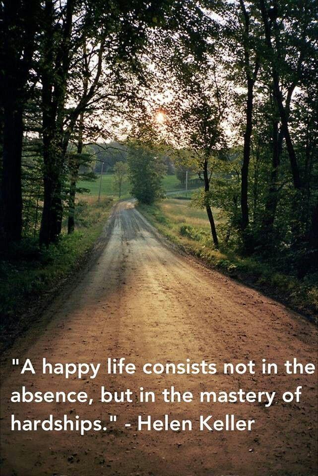 ~Helen Keller