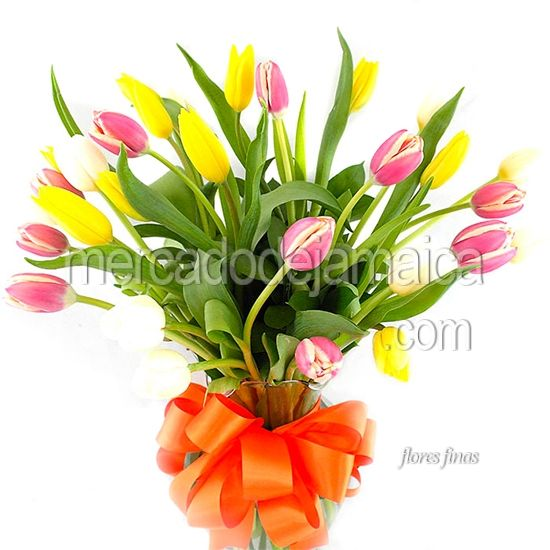 Florerias en Polanco Tulipanes I miss you !| Envia Flores