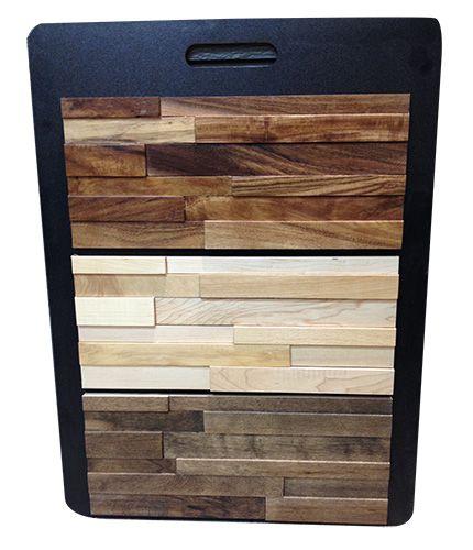 panneau echantillon nivello 3d panneau d 39 chantillon pour le nivello 3d d montrant les 3. Black Bedroom Furniture Sets. Home Design Ideas