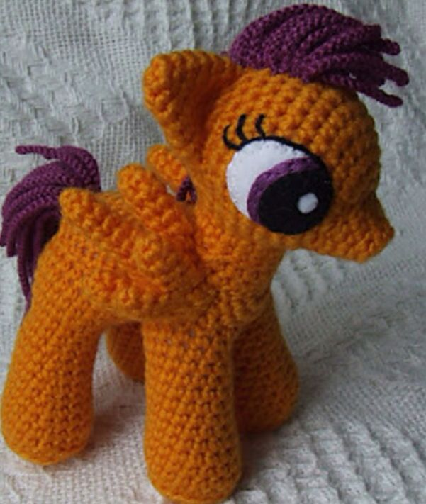 http://www.ravelry.com/patterns/library/my-little-pony-friendship-is-magic-school-age-ponies