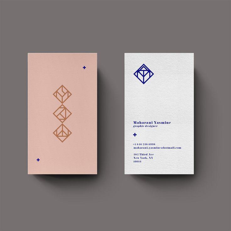 177 best japan namecard images on pinterest business card design maharani yasmine typeverywhere business card colourmoves