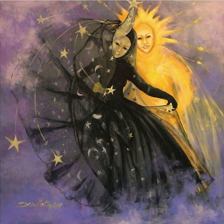 Magic Dance by Dorina Costras.: