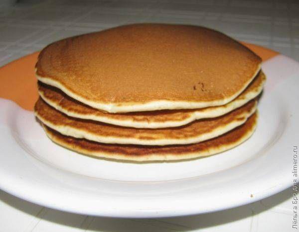 Панкейки или американские блинчики / Рецепты с фото