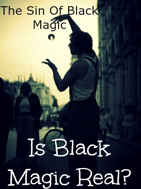 Black Magic Spells Are Evil And Of The Devil! Check This Out! http://biblereasons.com/is-black-magic-real/