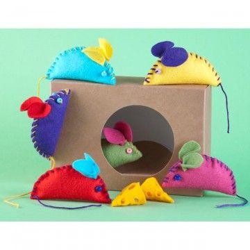 Buttonbag Mouse House £9.89