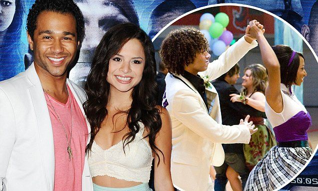 High School Musical star Corbin Bleu gets engaged to Sasha Clements