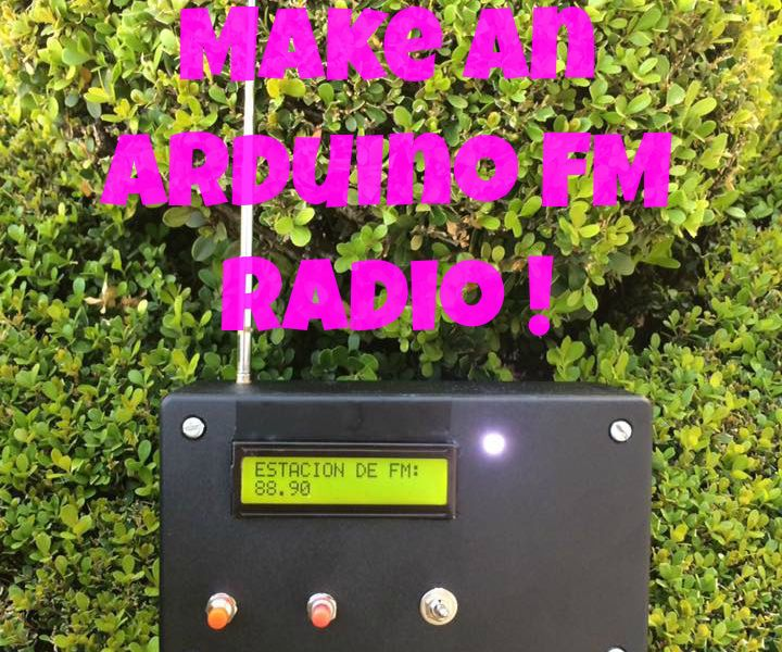 Hi guys from Instructables, In this tutorial i'll show you how to make a FM digital Radio easily using arduino uno (or any other arduino board), and the TEA5667 Fm...