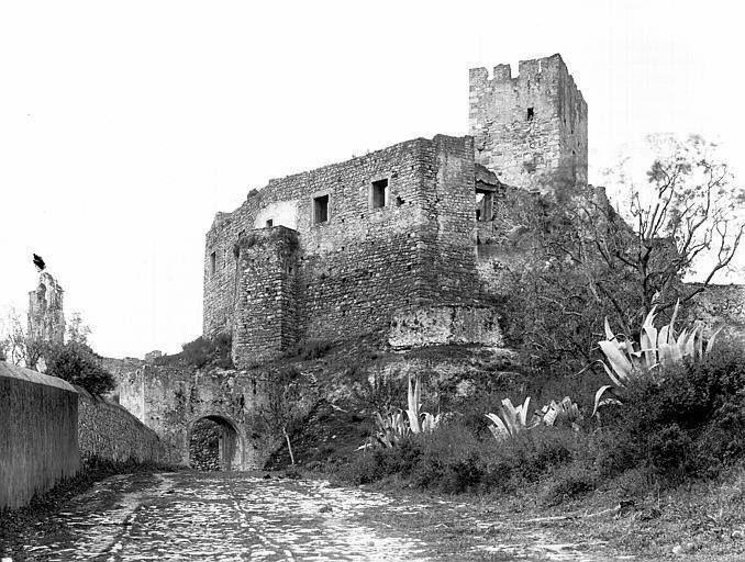 Castelo dos Templários (Eugène Lefèvre-Pontalis, Tomar)