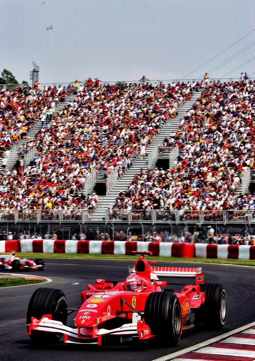 Michael Schumacher.....This brings back memories...watching racing with my dad as a little girl....sure wish he was still with me today...miss you dad. Guys, cherish your parents, God can take them back to live with him anytime, just like my dad.