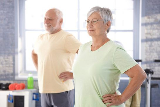 "Why should shake up your workout if you're over 50? Many folks over 50 are still active; so stiffness takes longer to affect their body. But even ""master"" athletes lose the relaxation that marks youthful gestures and actions."