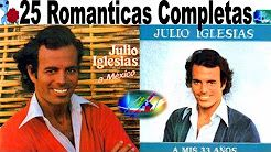 musica de julio iglesias exitos - YouTube